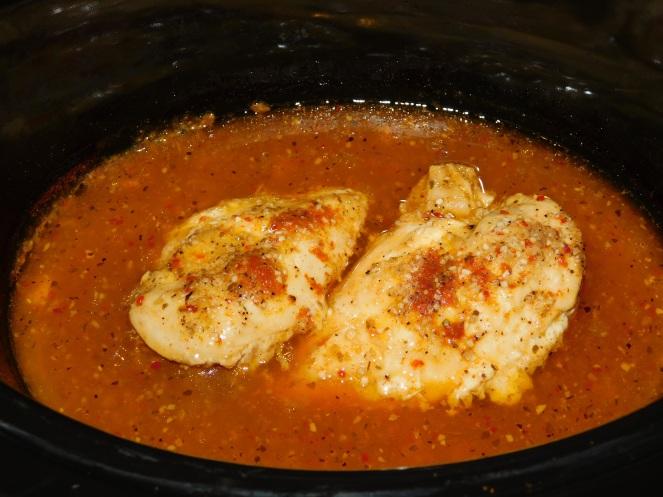 Lemon Chicken Spaghetti - step 4
