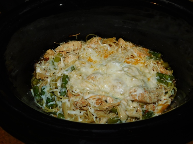 Lemon Chicken Spaghetti - step 9