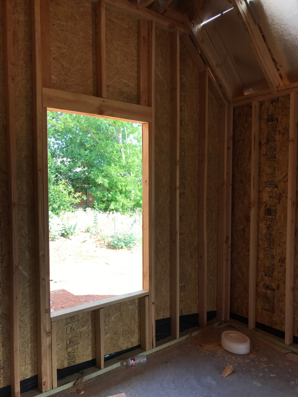 Flex room framing